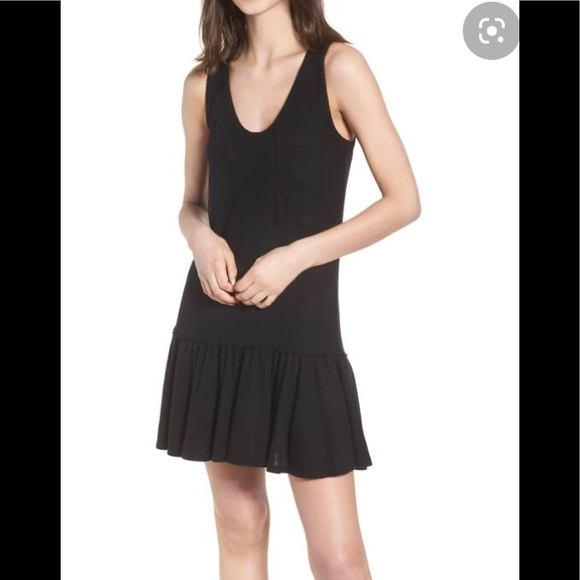 McGuire Denim Dresses & Skirts - NWT McGuire summer in the city tank dress in black